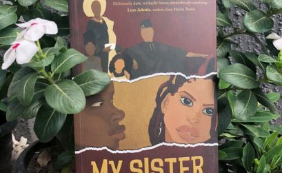 My Sister The Serial Killer - Something Bookish Review