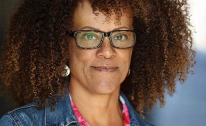Bernardine Evaristo - Something Bookish Author Crush