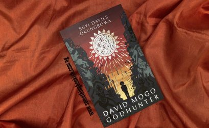 David Mogo Godhunter - Book Review