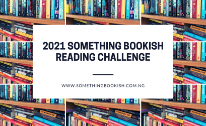 The 2021 Something Bookish Reading Challenge